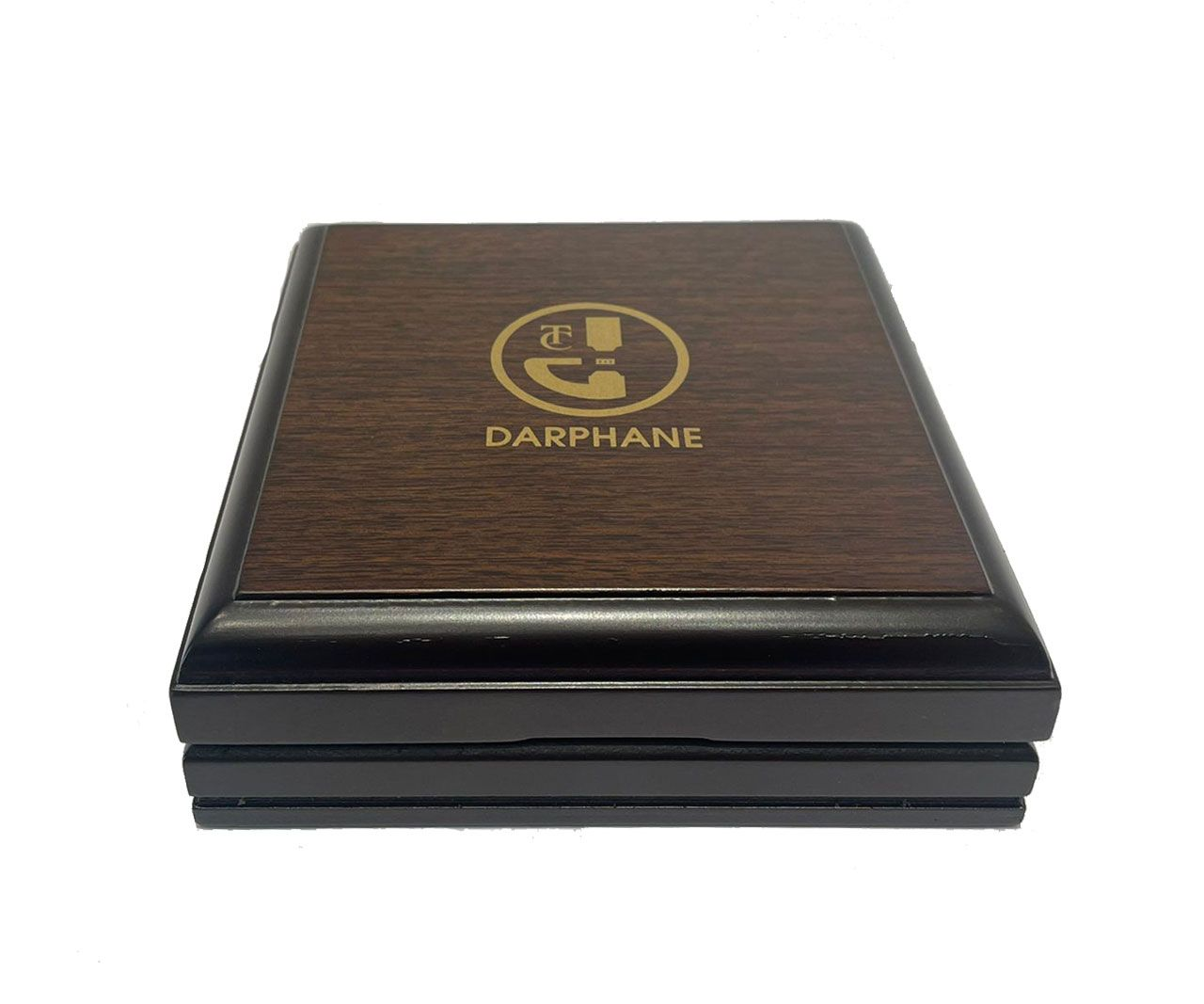 State Mint Logo Commemorative Coin Box (Wooden)
